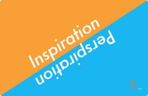 Inspiration Perspiration Banner