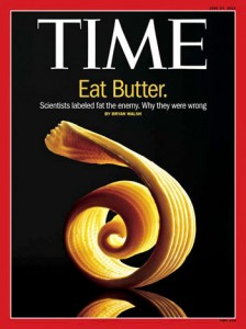 Time eat butter