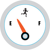 running_gas_gauge