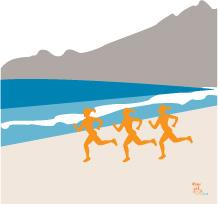 beach_running