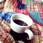 coffeeinbed
