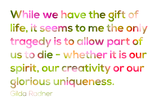 gilda_radner_quote