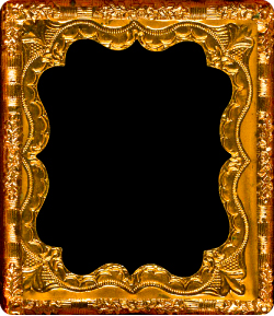 gold_frame_black