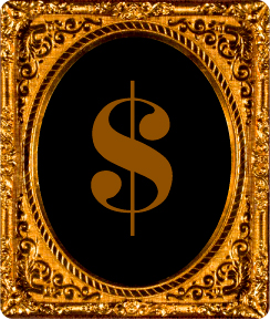 gold_frame_money