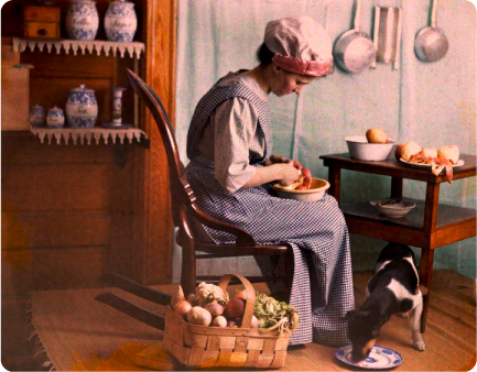 woman_kitchen