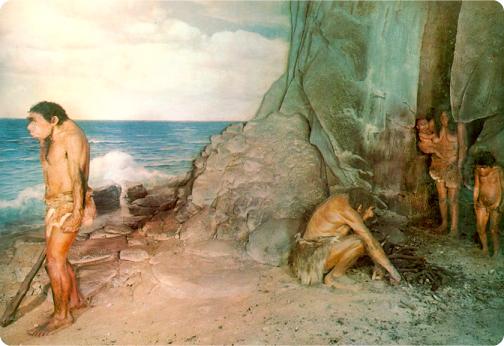 Neanderthal_beachtime