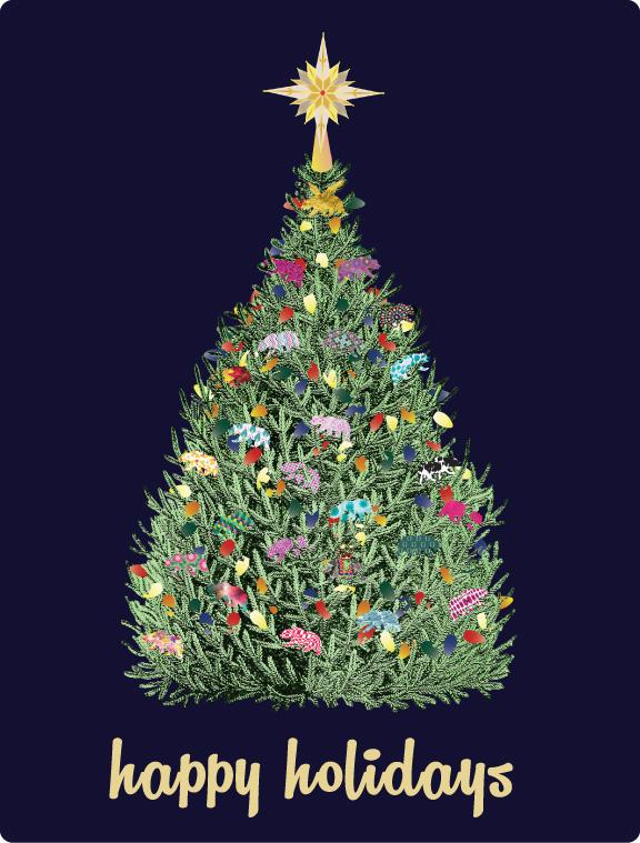 happy_holidays_bear_tree