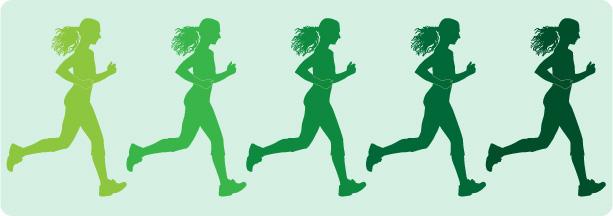 green_running